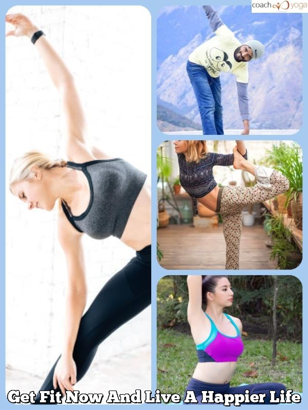 get fit now and live a happier life