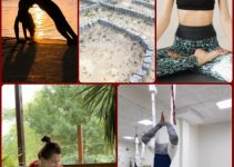 Yoga Before and After Weight Loss