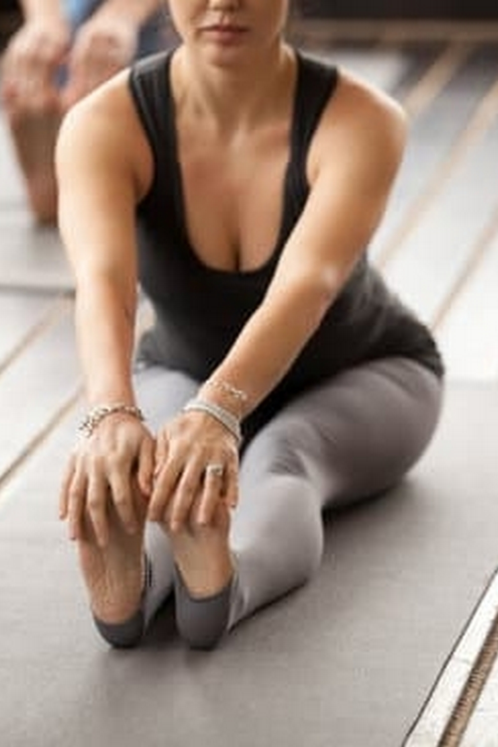 how to do yoga safely with a core stability and strength